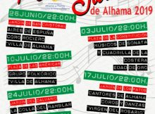 Music in the Gardens of Alhama 2019