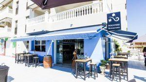 Restaurante Pescatore Puerto de Mazarron
