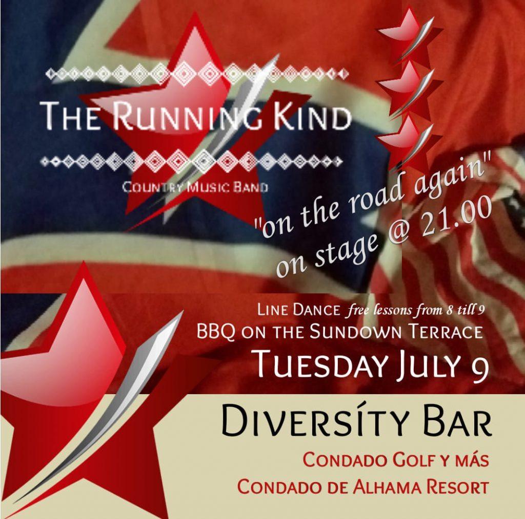 BBQ and Line Dancing Night at Diversity Bar