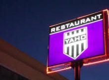 Yaho Japanese Restaurant Puerto de Mazarron