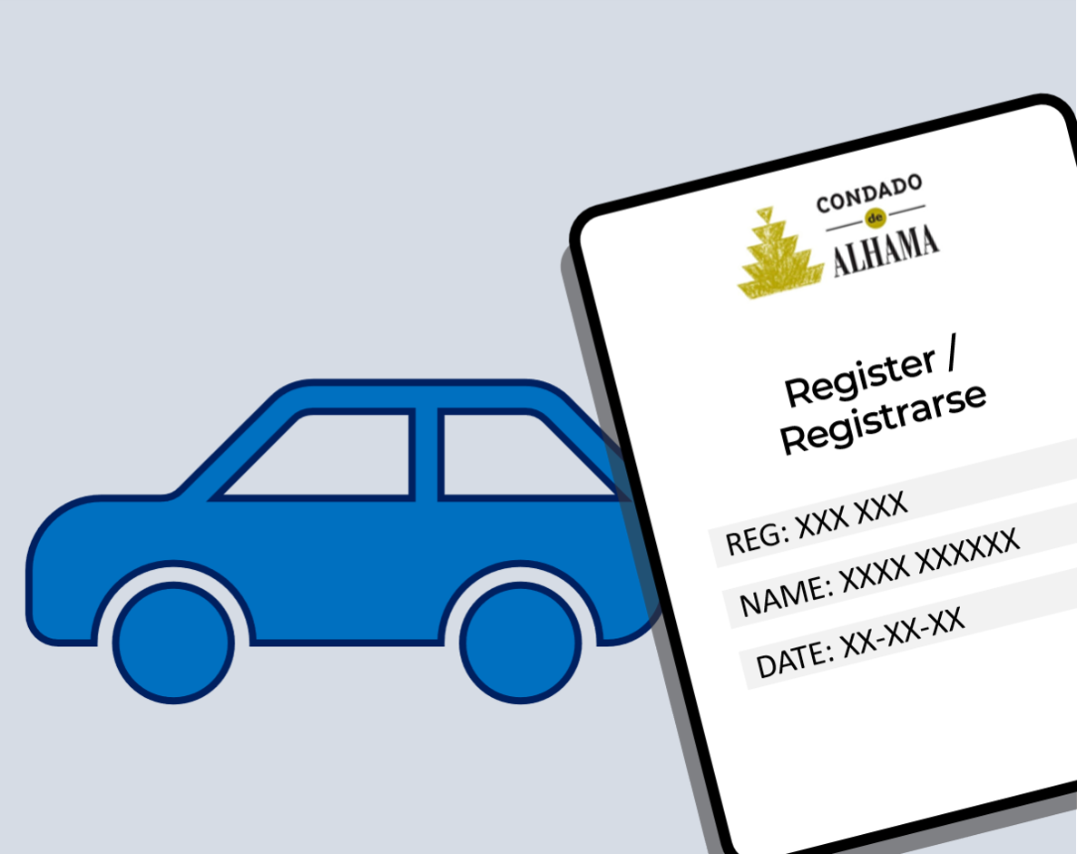 Car Registration Form for automatic gate entry