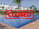 Condado de ALhama pools & play areas closed due to Covid-19