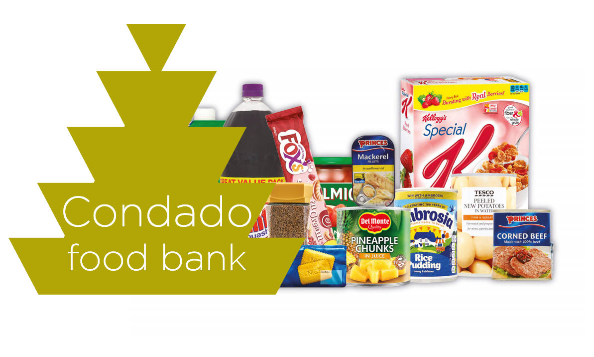 Condado Food Bank needs your support to help local families