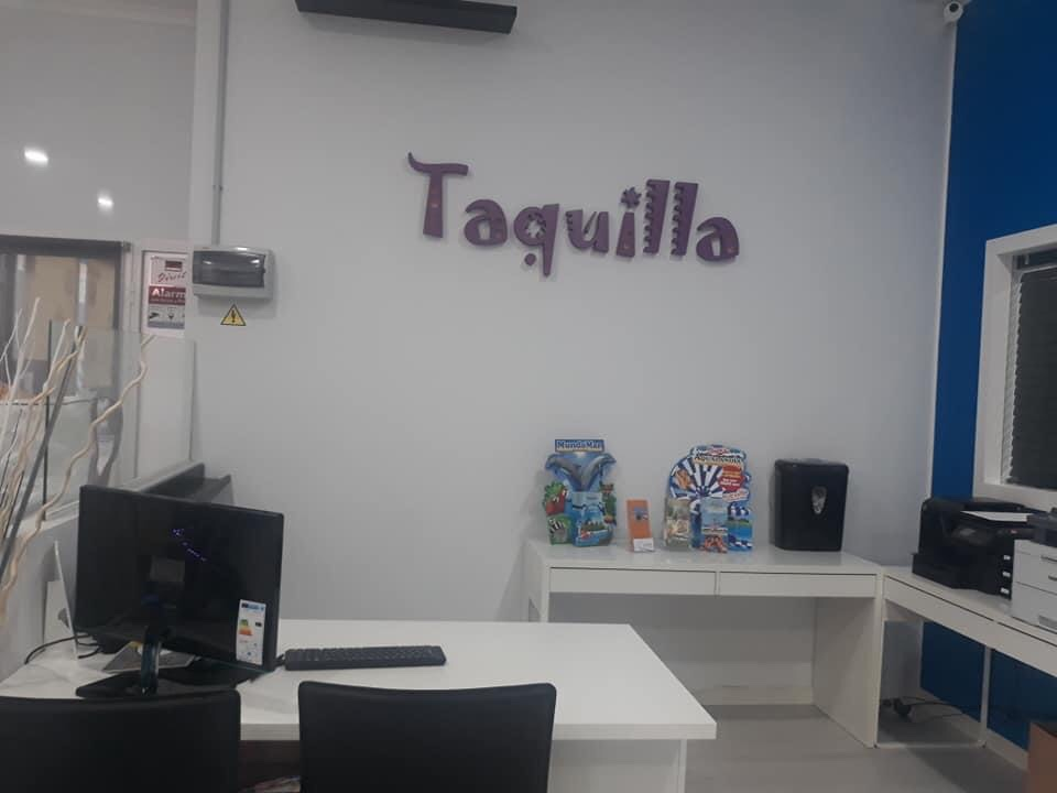 Taquilla Tickets have relocated to the Sparkle Office